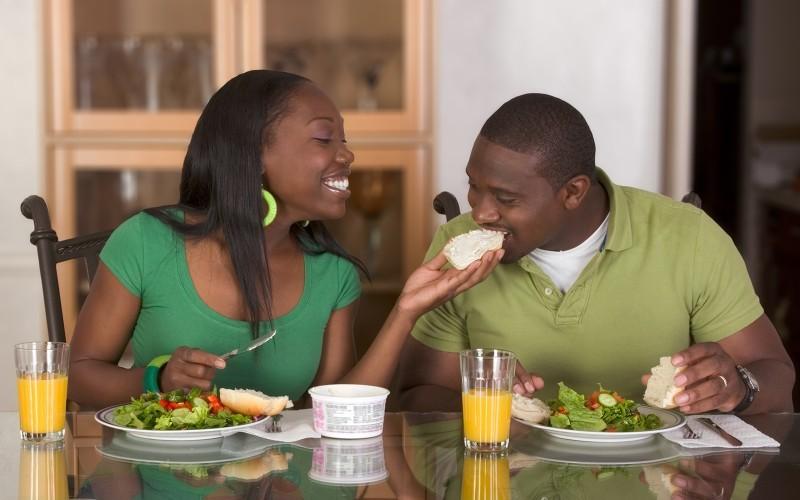 feeding-her-man-breakfast