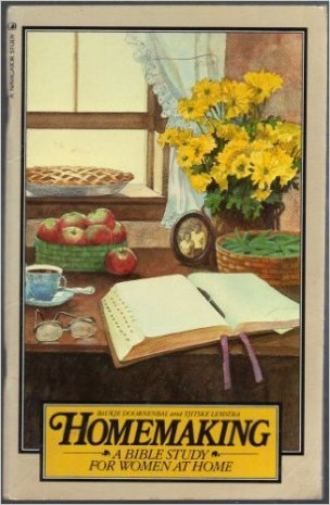 Nurturing - homemaking book
