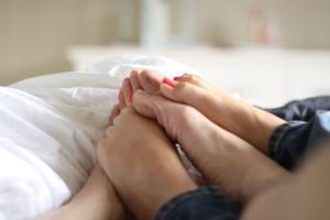 Sensual - Feet Cuddling