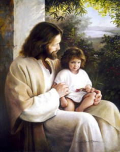 Simple - Christ and child