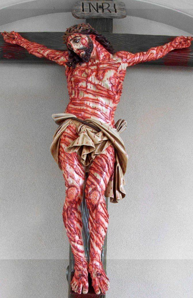 Stop Sanitizing the Bloody Cross - Jesus's Agape