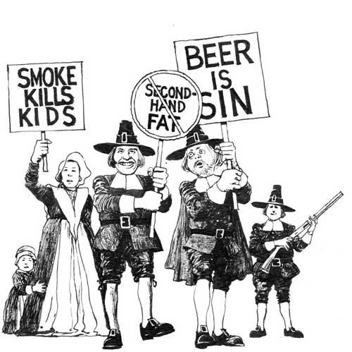 Puritan extremists