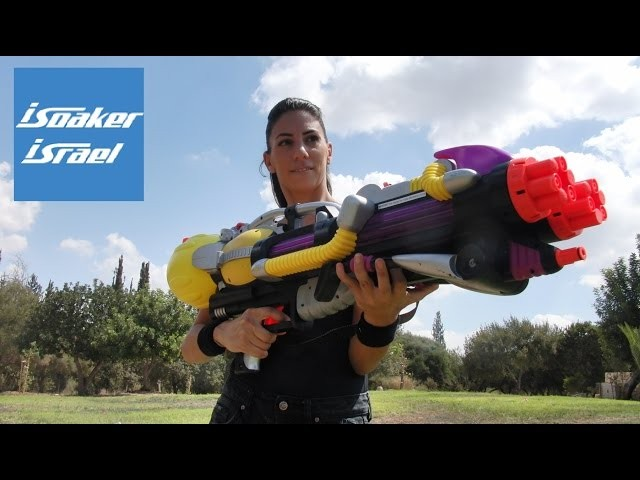 Super soaker Saturdays 30